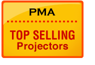 Top selling projectors