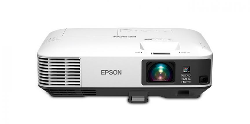 Epson's New Home Cinema 1450 3LCD Projector