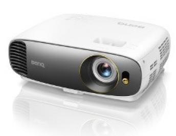 BenQ Debuts Affordable 4K UHD HDR Home Entertainment Projector