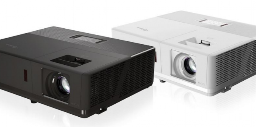 Optoma Launches ZU506 and ZH506 compact DuraCore Laser Projectors