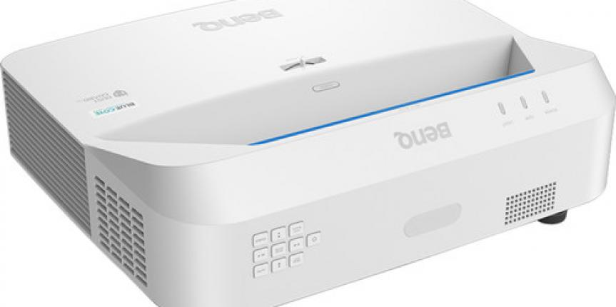 BenQ's New Interactive Laser Projectors for Education