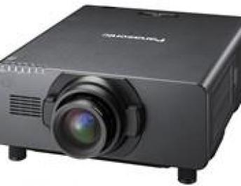 Panasonic Debuts New 3-Chip DLP Solid Shine Laser Projector