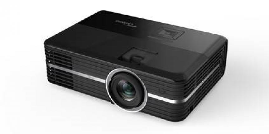 Optoma Shows Alexa-Enabled Home Theater Projector at CES