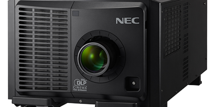 NEC's New Briefing Center Focuses on Solutions and Products – Like the NC2041L 4K RB Laser Projector