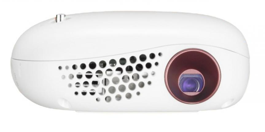LG'S Newest Micro LED Projector