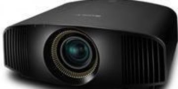 Sony's New 4K Home Theater Projectors