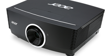 Acer Intros F7 Series Large Venue  Projectors with Interchangeable Lenses