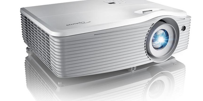 Optoma Introduces High End Projectors for Large Venues