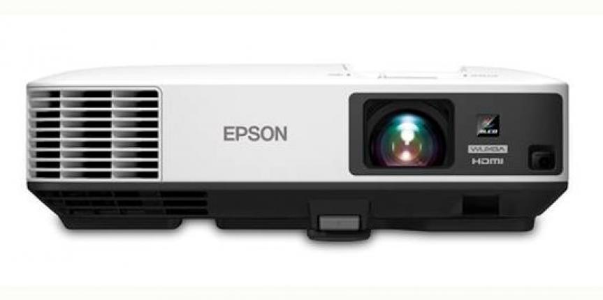 New PowerLite 2000-Series Projectors from Epson