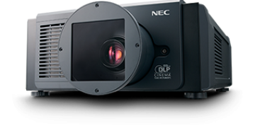 NEC Display Announces New Laser Phosphor Digital Cinema Projector