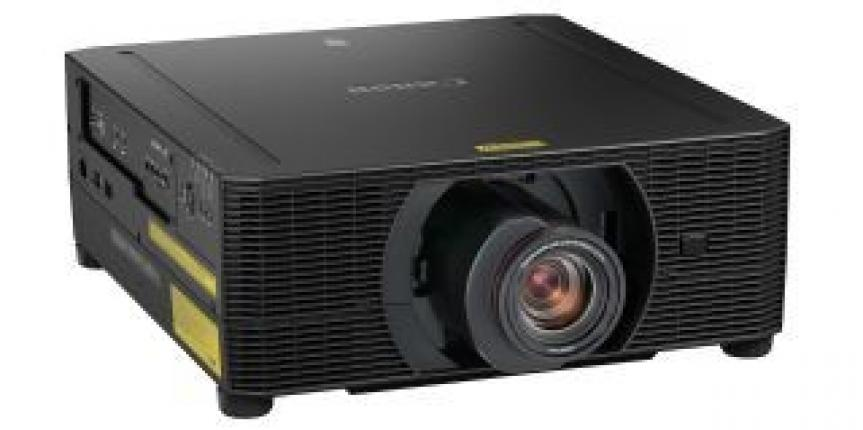 New REALiS Native 4K Laser LCOS Projectors from Canon