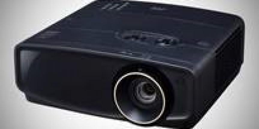 JVC's Latest 4K DLP Home Theater Projector