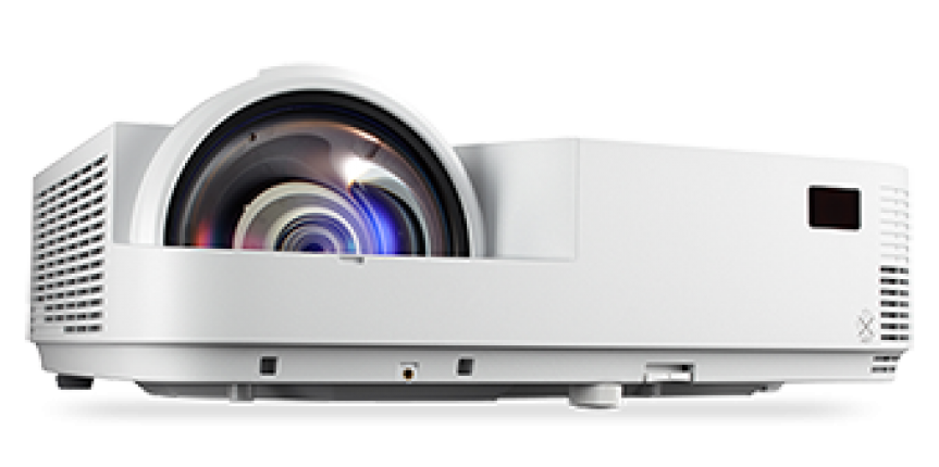 NEC's New M Series Short-Throw Projectors