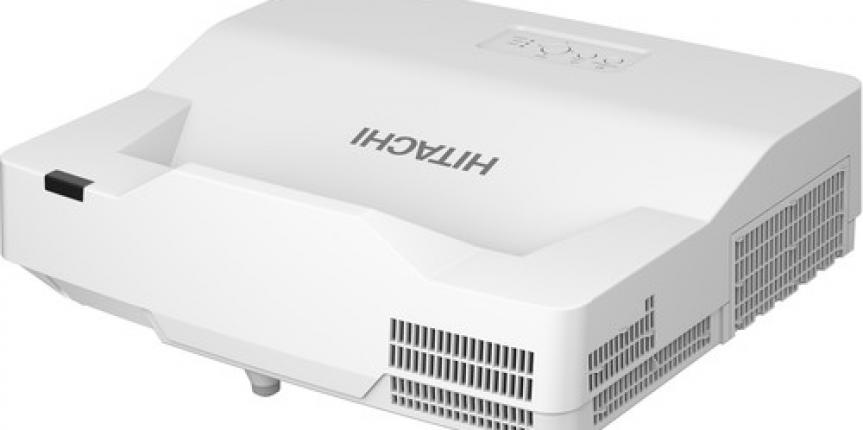 Hitachi America Launches New Line of Ultra Short Throw 3LCD Projectors